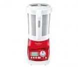 moulinex blender chauffant lm909510 soupampco rouge