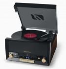 muse platine vinyle avec cd mt-112 w