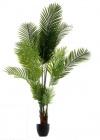palmier artificiel h 170 cm vert