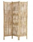 paravent h170 cm bambou dream beige
