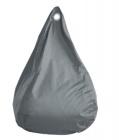 poire d75xh110 cm cally gris