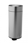 poubelle 30l sensor inox