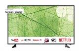 sharp televiseur 4k 102 cm smart 40aj2e