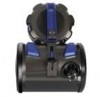 signature aspirateur traicircneau sans sac cj300ss bleu et noir