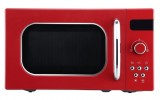 signature four micro-ondes monofonction mo-20red-elec