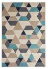 tapis 120x170 cm scandi gris