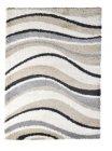 tapis 133x180 cm leon beige / gris