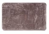 tapis fausse fourrure 120x170 tina gris