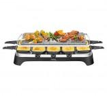 tefal raclette pierrade reg re45a812 noir