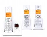 telephone sans fil repondeur f530 voice trio alcatel