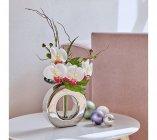 vase orchideacutee artificielle