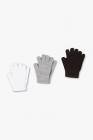gants - 3 paires