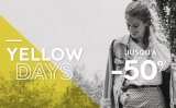 yellow days - jusqua 70% de reduction