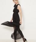 robe longue irisee