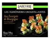 aumonieres escargots de bourgogne labeyrie