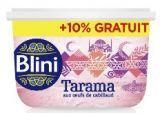 blini - tarama a tartiner