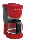 cafetiere moulinex rouge