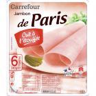 carrefour - jambon de paris cuit a letouffee