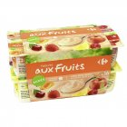 carrefour - yaourts aux fruits