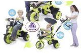 citytrike - tricycle evolutif city green