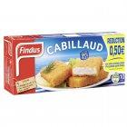 findus - filets de cabillaud panes surgeles