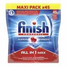 finish - tablettes lave-vaisselle tout en 1 max