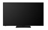 photo HITACHI TV LED 4K UHD 139 cm 55F501HK5110 - Noir