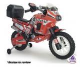 injusta - moto africa twin 6 v