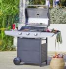 barbecue gaz 3 feux hg300 hyba