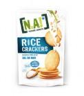 biscuits aperitif crackers de riz sel de mer na