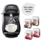 bosch pack cafetiere a dosettes tassimo happy