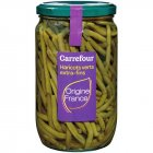 carrefour - haricots verts extra-fins