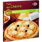 carrefour - pizza cuite au feu de bois surgelee