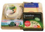 carrefour - plateau 4 fromages