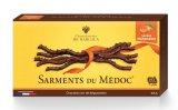 chocolat noir sarment du medoc mandarine