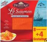 delpeyrat - le saumon fume