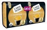 dosettes de cafe carte noire