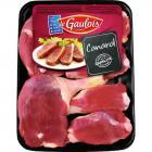 Le gaulois - 2 cuisses + 4 manchons de canard