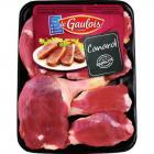 le gaulois - 2 cuisses 4 manchons de canard