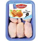 le gaulois - les morceaux de poulet