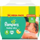 pampers - changes baby-dry