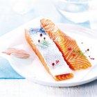 paves de saumon bio