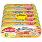 saupiquet - filets de maquereaux