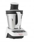 photo MOULINEX Robot cuiseur Compact Chef - HF405110 - Blanc