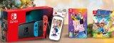 photo Pack Nintendo Switch + Just Dance 2020 + Mario = 353,20€