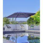 parasol rectangulaire roma
