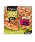 pizza crust bords gratines