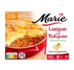 plat cuisine lasagne a la bolognaise marie