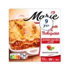 plat cuisine lasagnes bolognaise marie