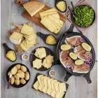 plateau de raclette 3 saveurs